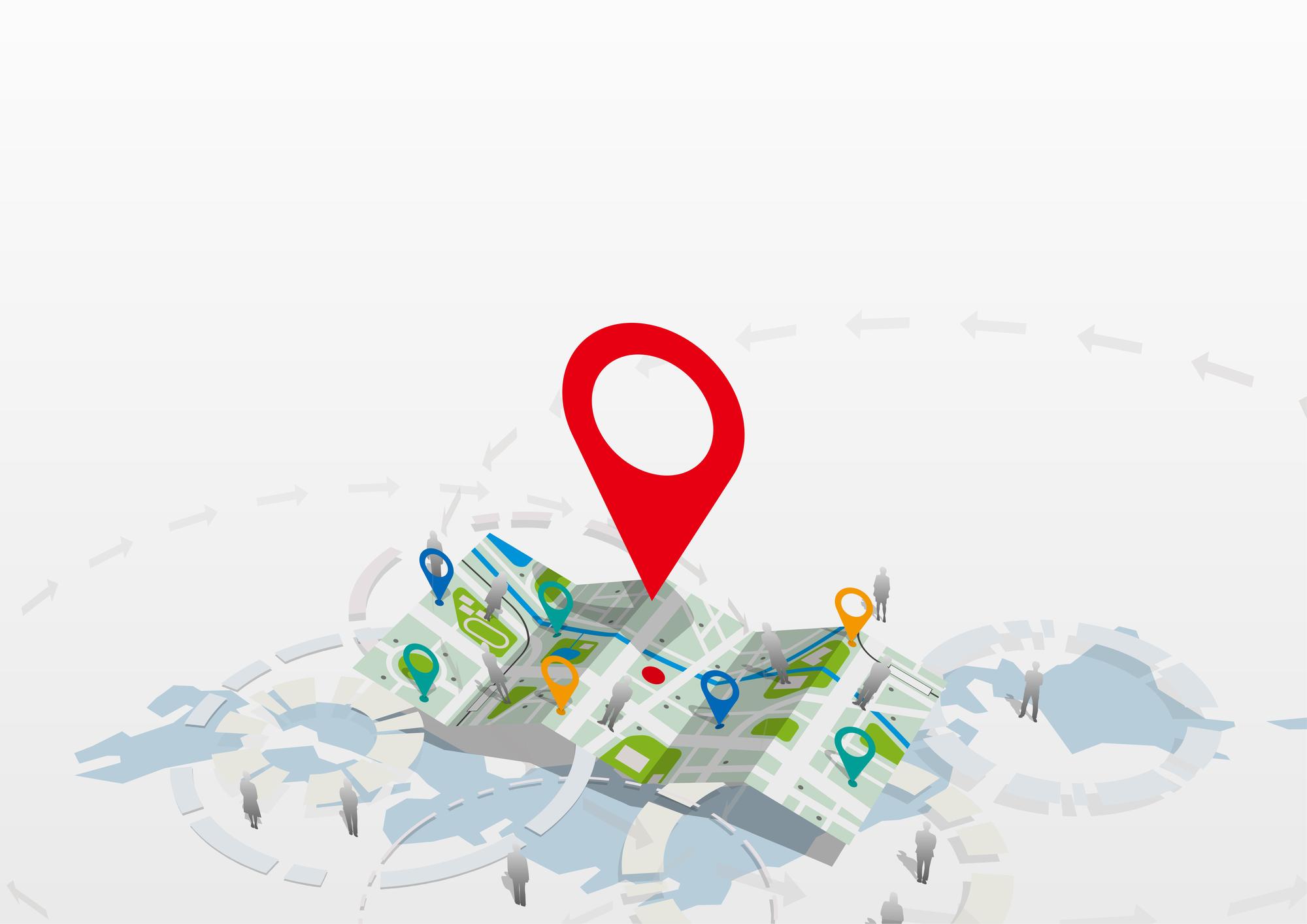 子供用GPSの「位置情報確認機能」とは?仕組みや特徴を解説