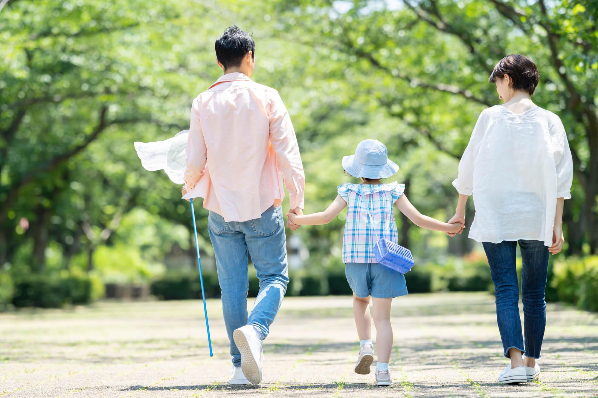 楽しい夏を過ごすために!夏休み中の子供の防犯対策